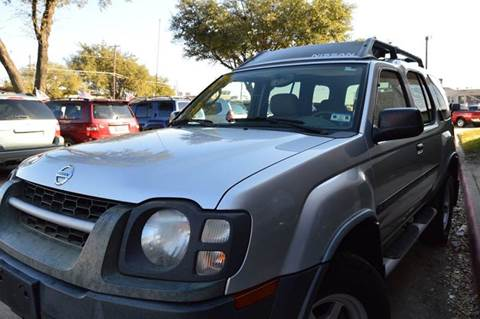 2004 Nissan Xterra for sale at E-Auto Groups in Dallas TX