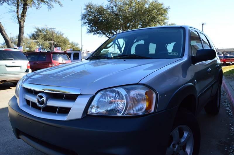 2006 Mazda Tribute for sale at E-Auto Groups in Dallas TX