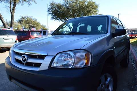 2006 Mazda Tribute for sale at E-Auto Groups in Dallas TX