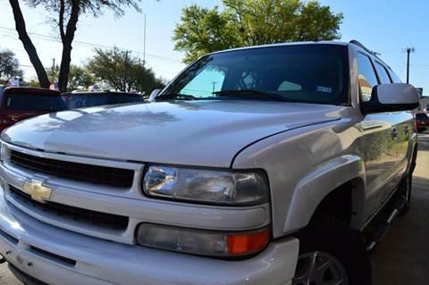 2006 Chevrolet Suburban for sale at E-Auto Groups in Dallas TX