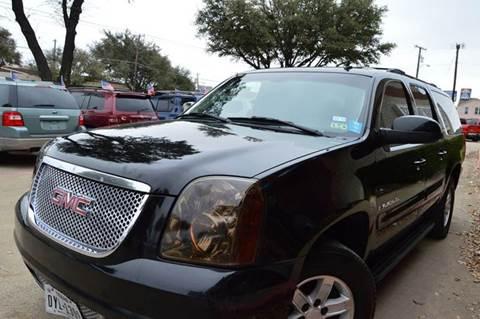 2007 GMC Yukon XL for sale at E-Auto Groups in Dallas TX