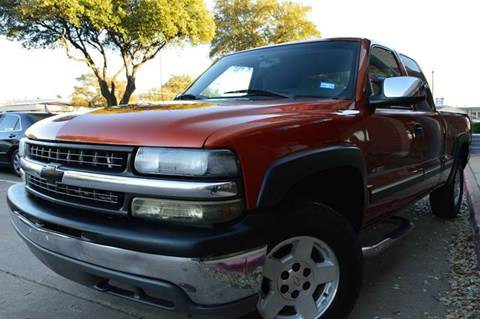 2001 Chevrolet Silverado 1500 for sale at E-Auto Groups in Dallas TX