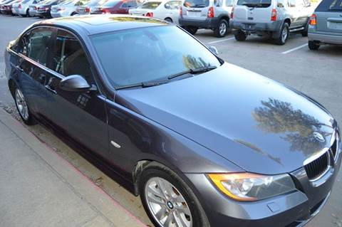 2007 BMW 3 Series for sale at E-Auto Groups in Dallas TX