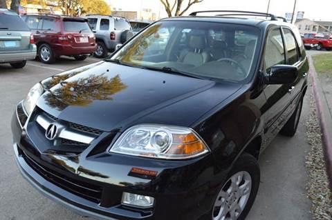 2005 Acura MDX for sale at E-Auto Groups in Dallas TX