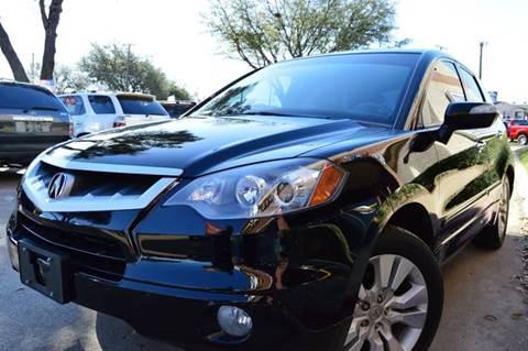 2009 Acura RDX for sale at E-Auto Groups in Dallas TX