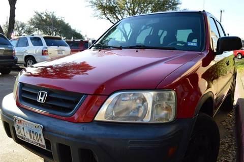 1999 Honda CR-V for sale at E-Auto Groups in Dallas TX