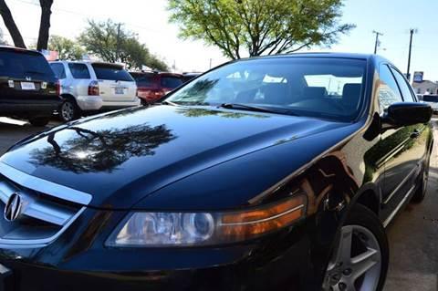 2006 Acura TL for sale at E-Auto Groups in Dallas TX