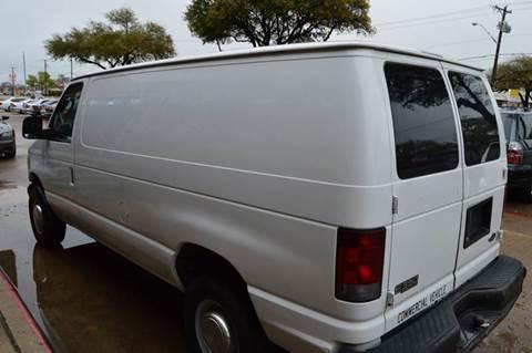 2003 Ford E-Series Cargo for sale at E-Auto Groups in Dallas TX