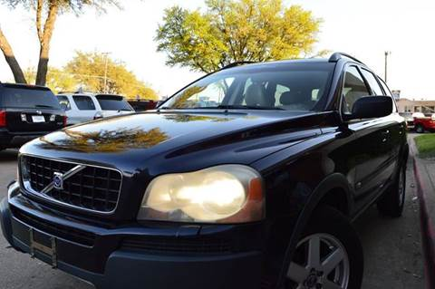 2005 Volvo XC90 for sale at E-Auto Groups in Dallas TX