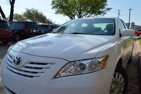 2007 Toyota Camry for sale at E-Auto Groups in Dallas TX