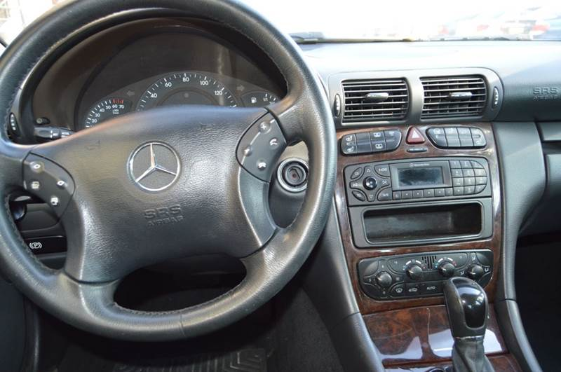 2004 mercedes-benz c-class c240 4matic awd sedan
