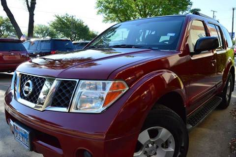 2005 Nissan Pathfinder for sale at E-Auto Groups in Dallas TX