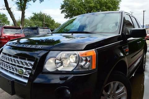 2008 Land Rover LR2 for sale at E-Auto Groups in Dallas TX