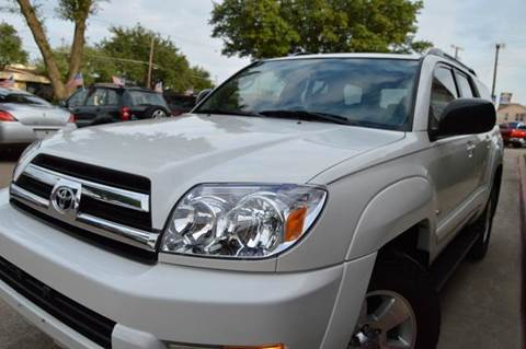 2005 Toyota 4Runner for sale at E-Auto Groups in Dallas TX