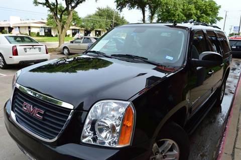 2011 GMC Yukon XL for sale at E-Auto Groups in Dallas TX
