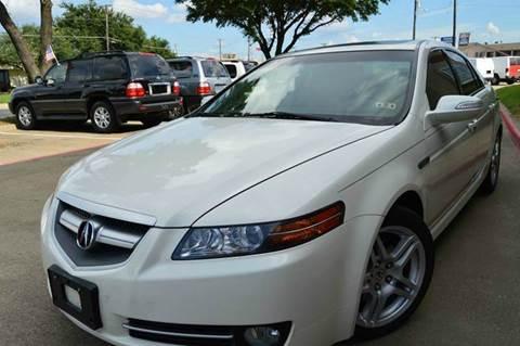 2007 Acura TL for sale at E-Auto Groups in Dallas TX