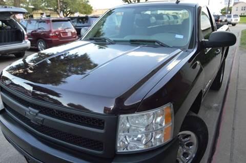 2008 Chevrolet Silverado 1500 for sale at E-Auto Groups in Dallas TX