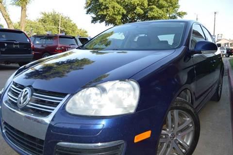 2006 Volkswagen Jetta for sale at E-Auto Groups in Dallas TX