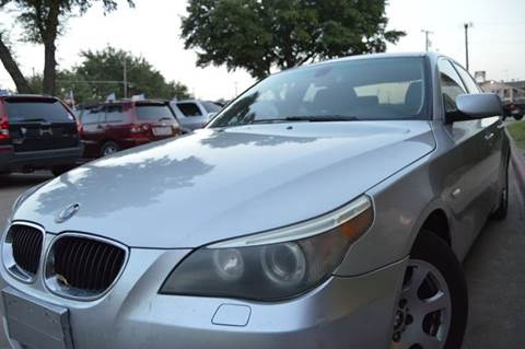 2004 BMW 5 Series for sale at E-Auto Groups in Dallas TX