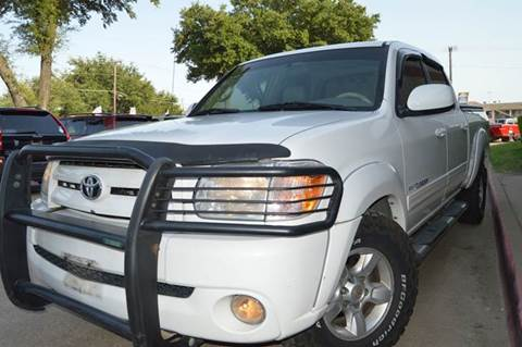 2005 Toyota Tundra for sale at E-Auto Groups in Dallas TX