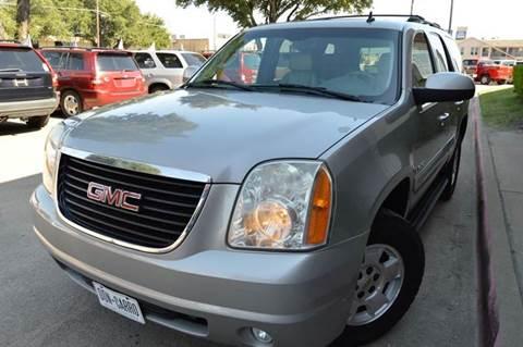 2007 GMC Yukon for sale at E-Auto Groups in Dallas TX