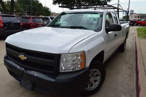 2008 Chevrolet Silverado 1500 for sale at E-Auto Groups in Dallas TX