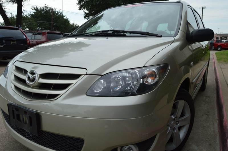 2005 Mazda MPV for sale at E-Auto Groups in Dallas TX