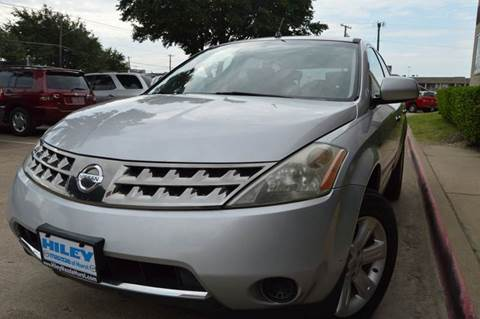 2007 Nissan Murano for sale at E-Auto Groups in Dallas TX