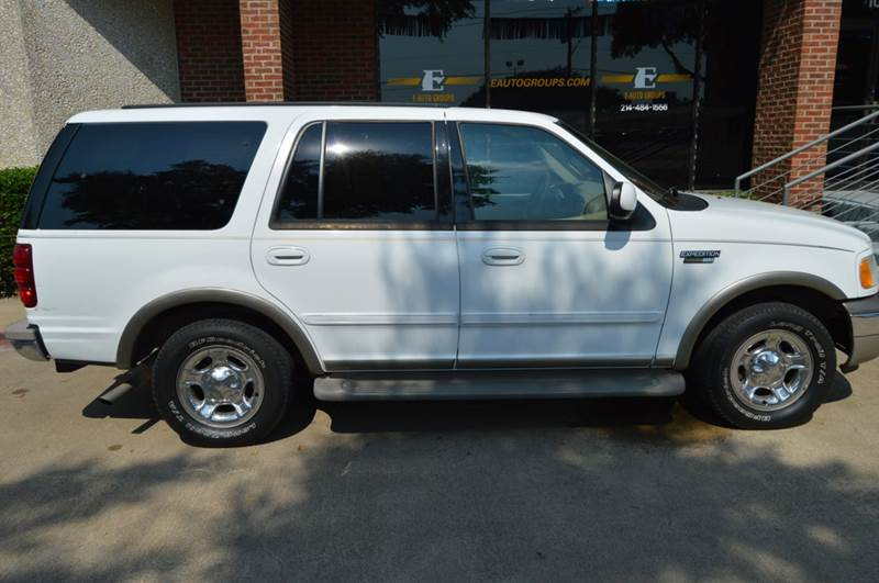 2002 ford expedition eddie bauer 2wd 4dr suv in dallas tx e auto groups 2002 ford expedition eddie bauer 2wd