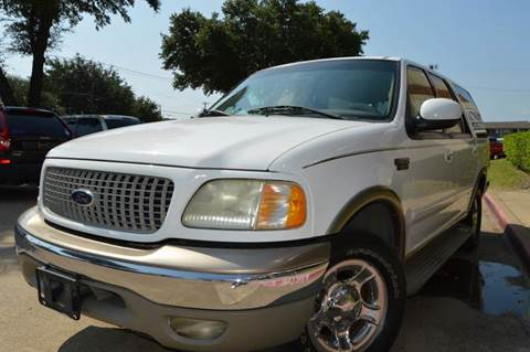2002 Ford Expedition for sale at E-Auto Groups in Dallas TX