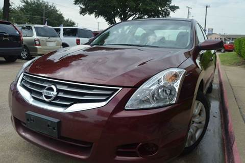 2011 Nissan Altima for sale at E-Auto Groups in Dallas TX