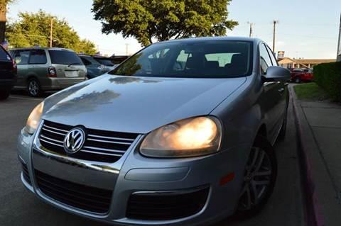 2005 Volkswagen Jetta for sale at E-Auto Groups in Dallas TX