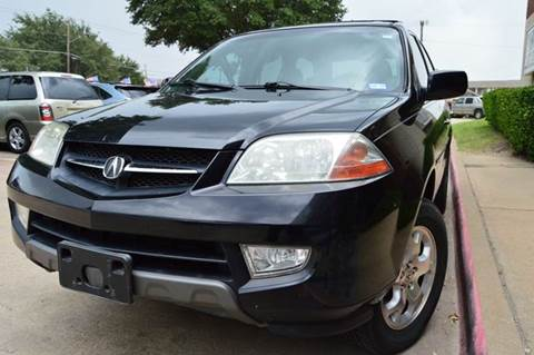 2002 Acura MDX for sale at E-Auto Groups in Dallas TX