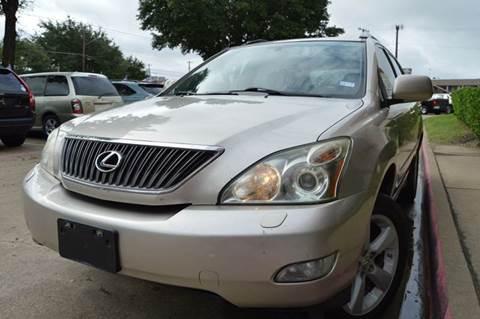 2007 Lexus RX 350 for sale at E-Auto Groups in Dallas TX