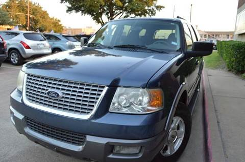 2005 Ford Expedition for sale at E-Auto Groups in Dallas TX