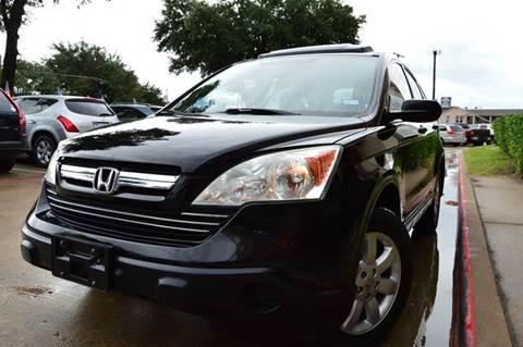2009 Honda CR-V for sale at E-Auto Groups in Dallas TX