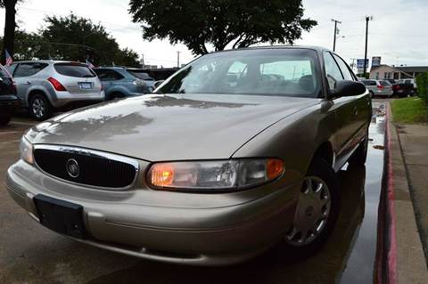 2003 Buick Century for sale at E-Auto Groups in Dallas TX