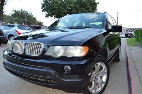2001 BMW X5 for sale at E-Auto Groups in Dallas TX