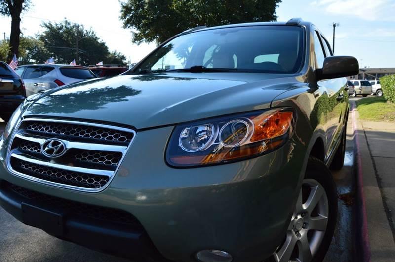 2008 Hyundai Santa Fe for sale at E-Auto Groups in Dallas TX