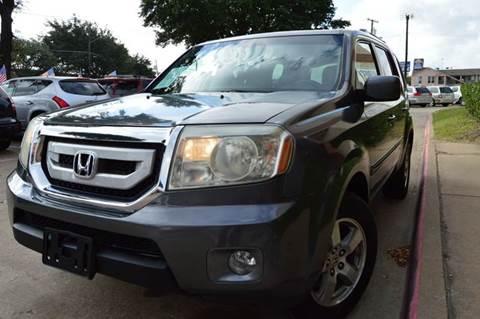 2009 Honda Pilot for sale at E-Auto Groups in Dallas TX