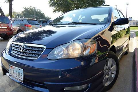 2006 Toyota Corolla For Sale  Carsforsalecom