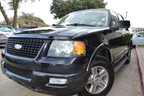 2004 Ford Expedition for sale at E-Auto Groups in Dallas TX