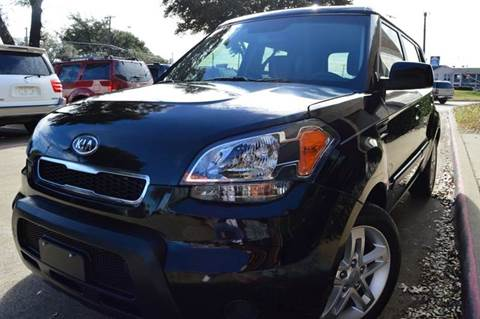 2010 Kia Soul for sale at E-Auto Groups in Dallas TX