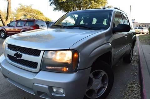 2008 Chevrolet TrailBlazer for sale at E-Auto Groups in Dallas TX