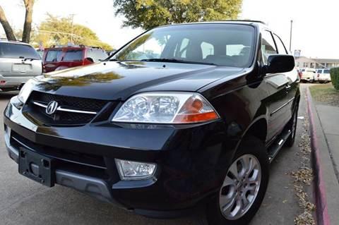 2003 Acura MDX for sale at E-Auto Groups in Dallas TX