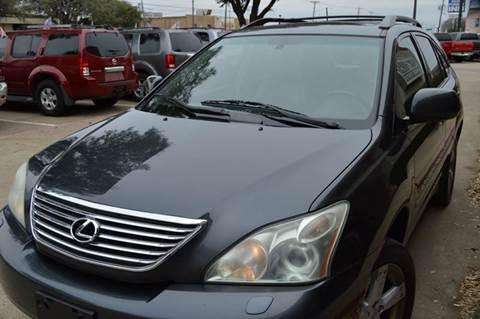 2005 Lexus RX 330 for sale at E-Auto Groups in Dallas TX