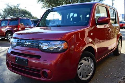 2010 Nissan cube for sale at E-Auto Groups in Dallas TX