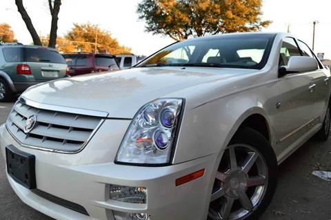 2006 Cadillac STS for sale at E-Auto Groups in Dallas TX