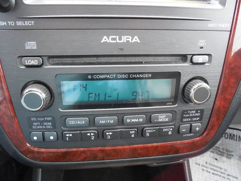 Acura Mdx Touring WNavi In Austin TX Pro Car Consulting - Acura mdx cd player
