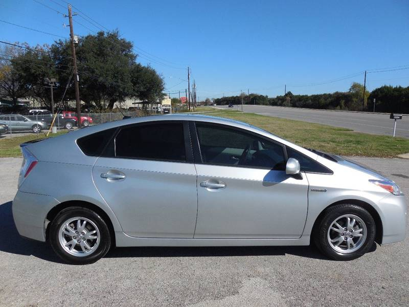 used toyota prius for sale austin tx cargurus. Black Bedroom Furniture Sets. Home Design Ideas